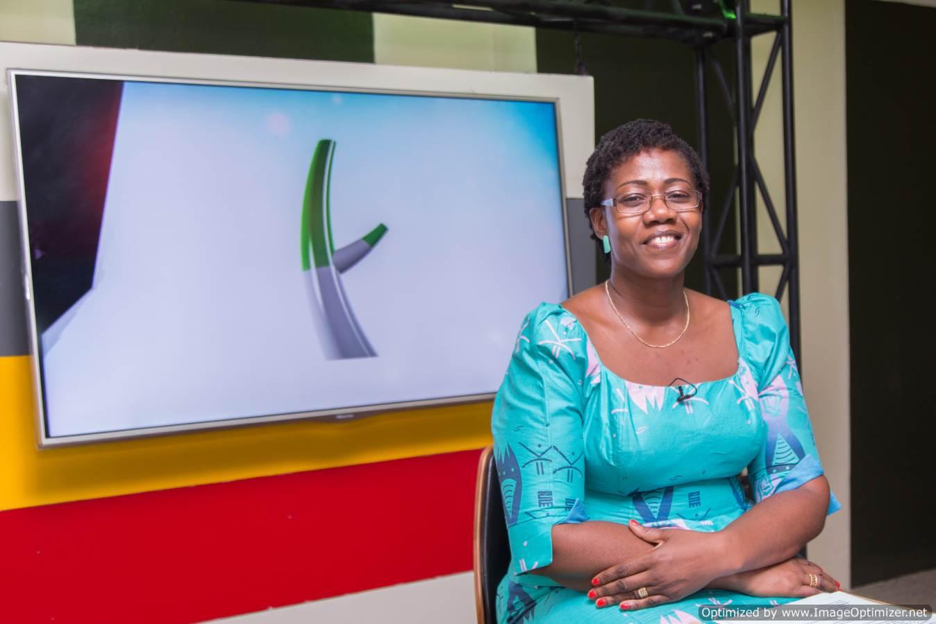 Dr. E. Emefa Ahadzi Adomako (Past Quiz Misstress)