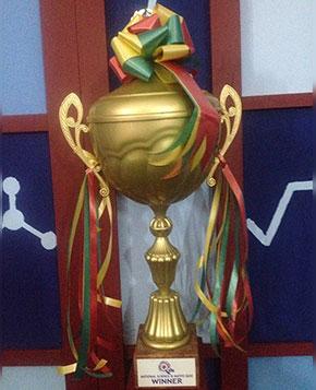 The NSMQ Trophy
