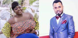 Tracey Boakye and Ernest Opoku