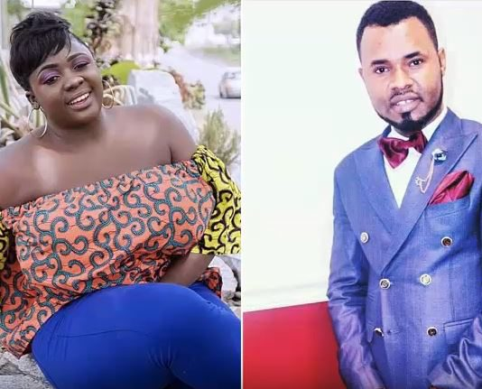 Tracey Boakye and Ernest Opoku